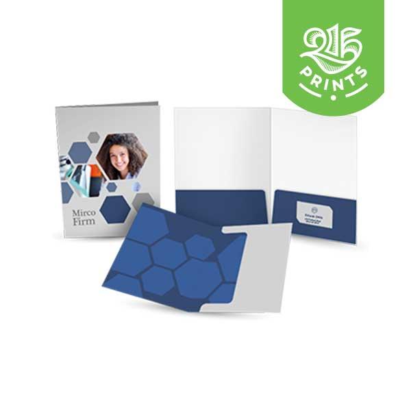 6 x 9 Mini Folders