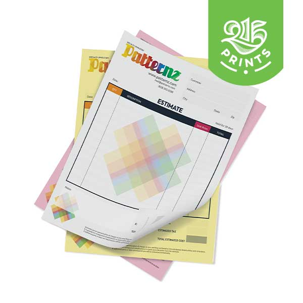 Full Color Carbonless Forms